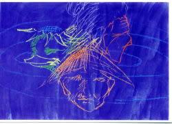 「宇城の民話 「甚平さんと河童」」に関する画像