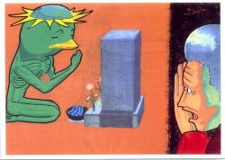甚平さんと河童の画像9です