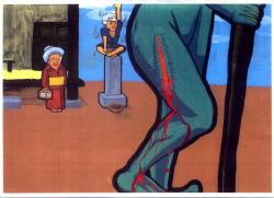 甚平さんと河童の画像11です