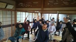 「不知火町小曽部地区で「いきいき百歳体操」がスタートしました!」に関する画像