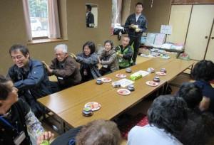 「豊野仮設団地で第1回「どぎゃん会」を開催」に関する画像