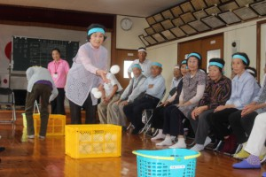 「松橋町本村地区福祉会で運動会を開催しました!」に関する画像