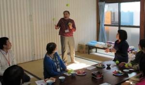 「御領仮設団地で第1回「どぎゃん会」を開催」に関する画像