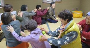 「豊野仮設団地で第2回「どぎゃん会」を開催」に関する画像