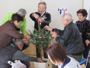 「小川仮設団地で第6回「どぎゃん会」を開催」に関する画像