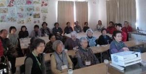 「当尾仮設団地で第6回「どぎゃん会」を開催」に関する画像