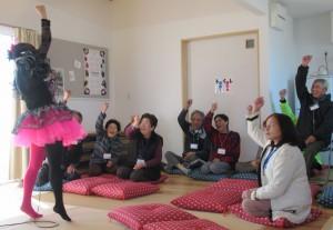 「小川仮設団地で第8回「どぎゃん会」を開催」に関する画像