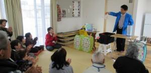 「小川仮設団地で第9回「どぎゃん会」を開催」に関する画像