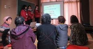 「豊野仮設団地で第4回「どぎゃん会」を開催」に関する画像