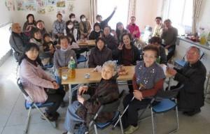 「当尾仮設団地で「真辺&今泉」音楽コンサートを開催」に関する画像