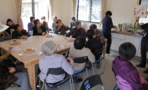 「当尾仮設団地で第10回「どぎゃん会」を開催」に関する画像