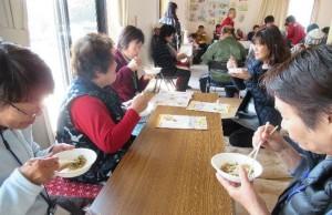 「当尾仮設団地で第11回「どぎゃん会」を開催」に関する画像