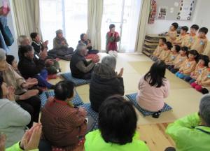「小川仮設団地で第10回「どぎゃん会」を開催」に関する画像