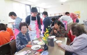 「豊野仮設団地の住民が「熊本地震復興の集い」に参加」に関する画像