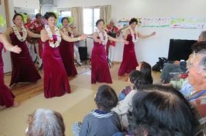 「小川仮設団地で第13回「どぎゃん会」を開催」に関する画像