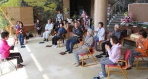 「豊野仮設団地で第5回「どぎゃん会」を開催」に関する画像
