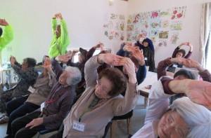 「当尾仮設団地で第12回「どぎゃん会」を開催」に関する画像
