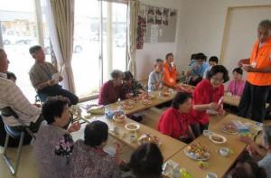 「小川仮設団地で第16回「どぎゃん会」を開催」に関する画像