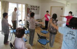 「小川仮設団地で第17回「どぎゃん会」を開催」に関する画像