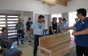 「井尻仮設団地で第4回「どぎゃん会」を開催」に関する画像