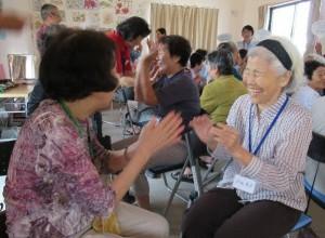 「当尾仮設団地で第21回「どぎゃん会」を開催」に関する画像