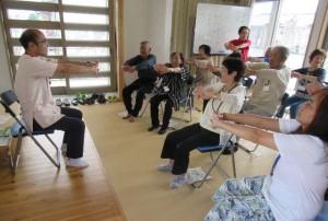 「小川仮設団地で第24回「どぎゃん会」を開催」に関する画像