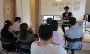 「当尾仮設団地で第2回「住宅再建説明会」 (第24回どぎゃん会)を開催」に関する画像
