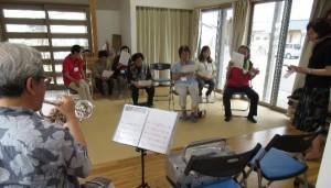 「小川仮設団地で第39回「どぎゃん会」を開催」に関する画像