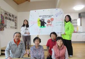 「小川仮設団地で第43回「どぎゃん会」を開催」に関する画像