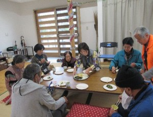 「井尻仮設団地で第22回「どぎゃん会」を開催」に関する画像