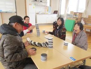 「小川仮設団地で第47回「どぎゃん会」を開催」に関する画像