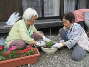 「当尾仮設団地で第49回「どぎゃん会」を開催」に関する画像
