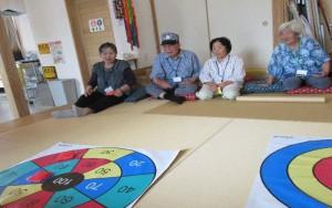 「当尾仮設団地で第51回「どぎゃん会」を開催」に関する画像