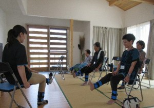 「井尻仮設団地で第30回「どぎゃん会」を開催」に関する画像