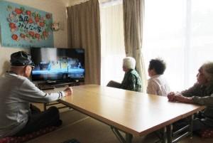 「当尾仮設団地で第52回「どぎゃん会」を開催」に関する画像